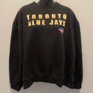 Toronto Blue Jays crew neck sweater